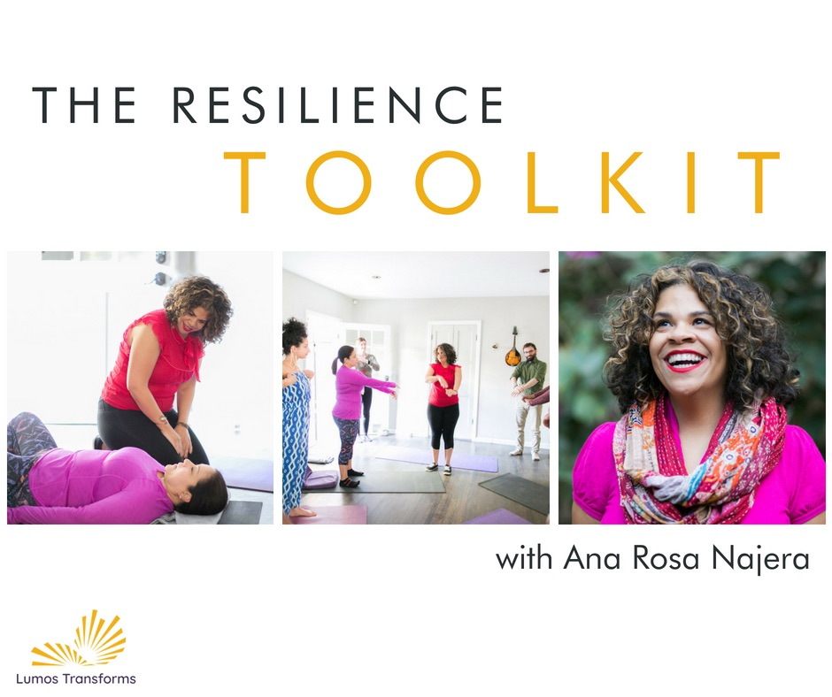 The Resilience Toolkit – Learn how to De-Stress (Lumos Transforms)